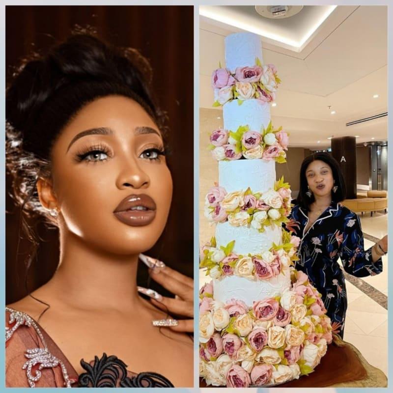 Tonto Dikeh Celebrates Her 36th Birthday Today