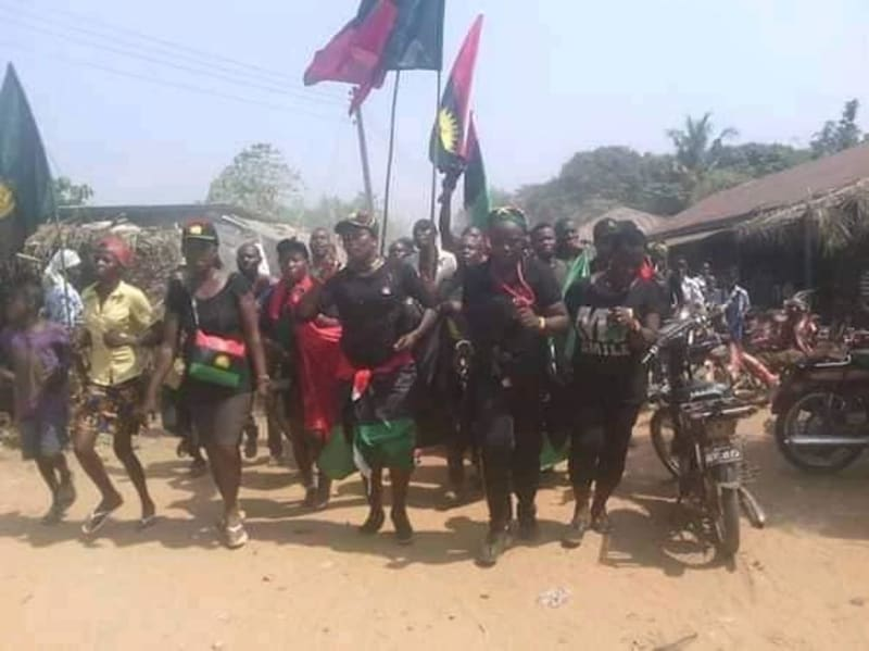 IPOB Declares Sit-At-Home On October 1