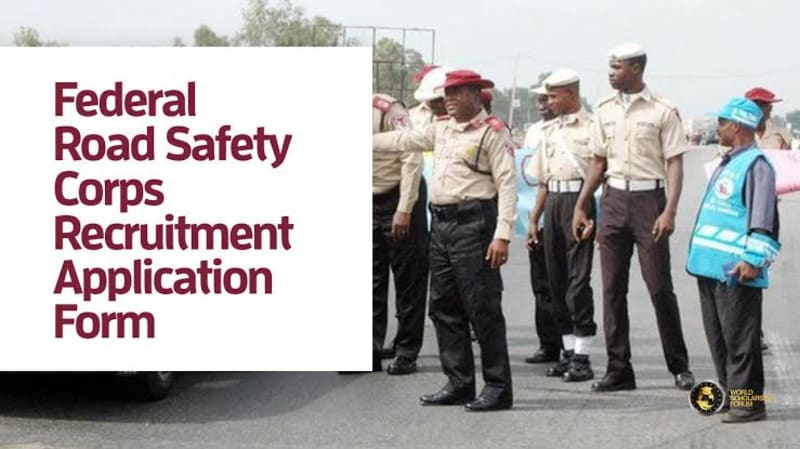 Requirements And How To Apply For FRSC Recruitment 2021/2022