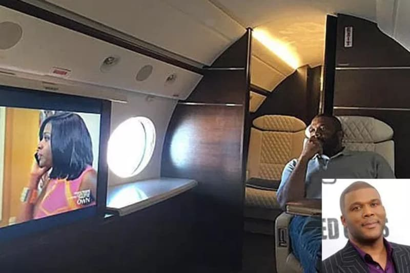 21 celebrities who own private jets