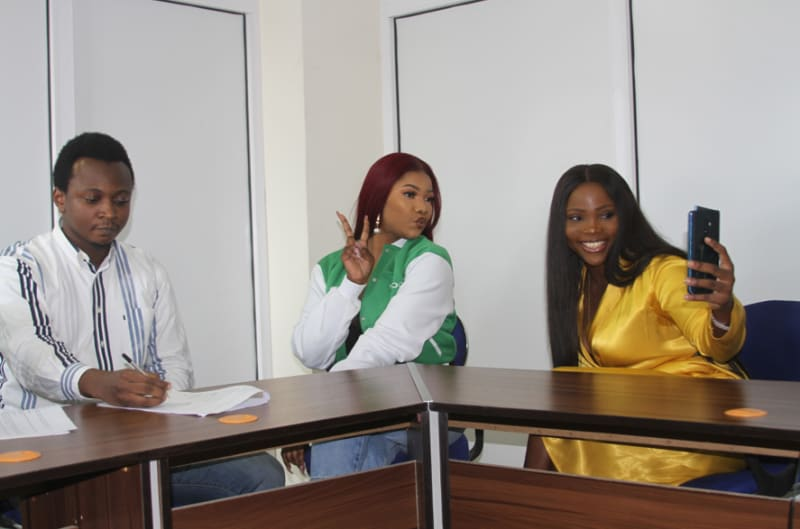 OPPO Mobile Nigeria Signs Multi-Million Naira Partnership Deal With Tacha