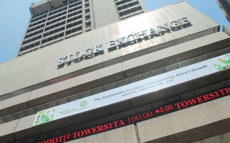 nigerian stock market investors lose n11.52bn in five days