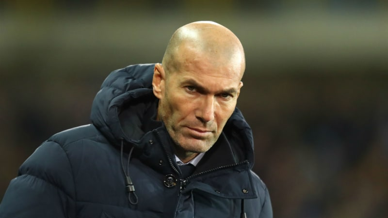 Zidane: The UCL Draw? If We Play Liverpool, We Will Eliminate Them
