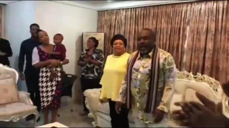 Okorocha Celebrates Ihedioha's Sack By Supreme Court (Video)