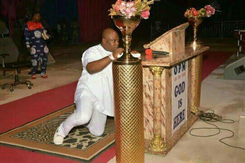8 Repentant Niger Delta Militants & Kidnappers Become Pastors