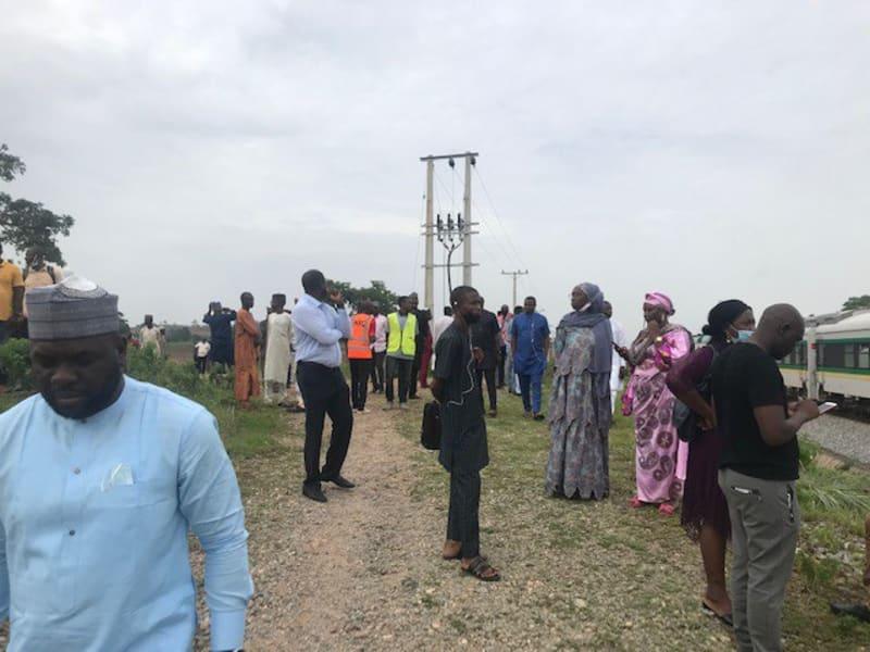 Passengers Trapped In The Bush As Abuja-Kaduna Train Breaks Down In Dutse