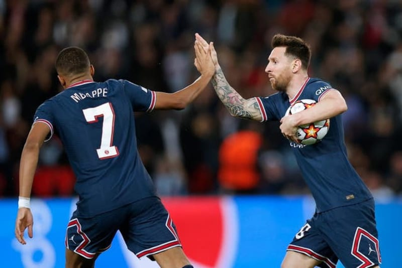 Messi Wanted Me To Take It - Mbappe On Decision To Take Penalty