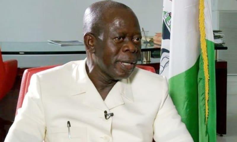 Ex Edo Speaker To Expose Oshiomhole's  'Dark Side' In 3-Hour Documentary