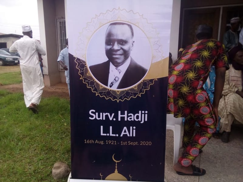 Nigeria's Oldest Practicing Surveyor Is Dead