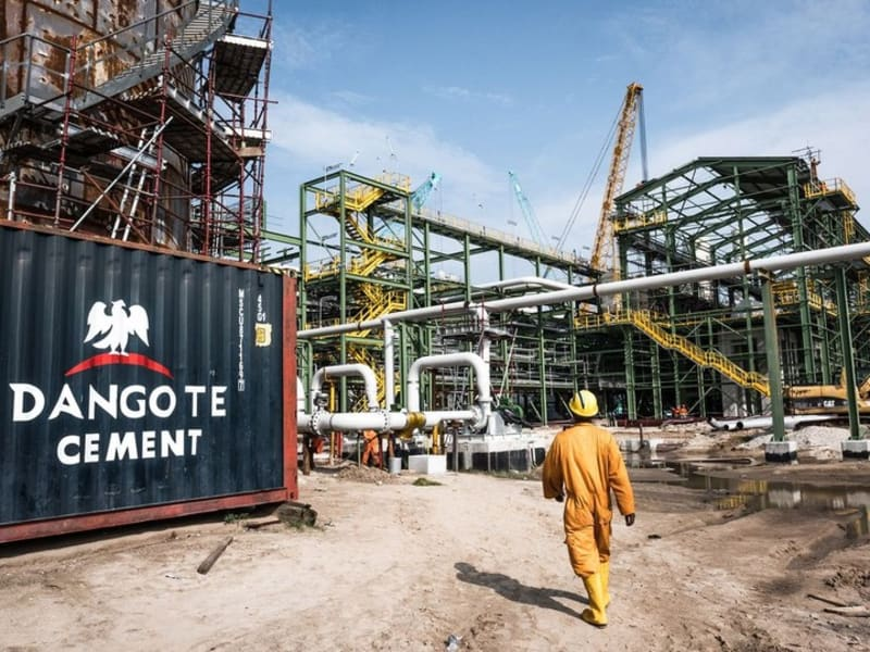 Dangote Cement To Pay Over ₦97 Billion In Corporate Tax For 2020 Financial Year