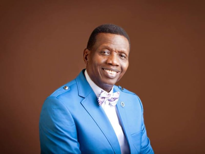 'Don't Believe I'm Dead Until I've Built A Church As Big As Ibadan' - Adeboye