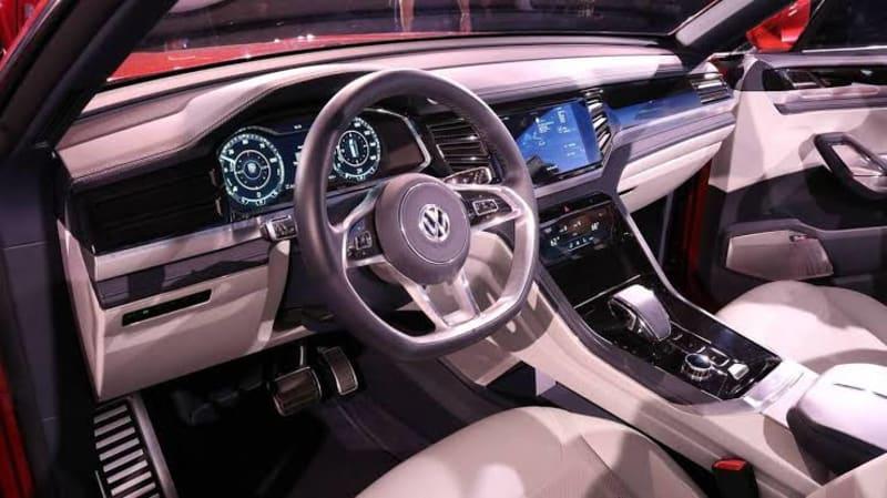 2021 Volkswagen Atlas Gets A New Look, New Tech Functions