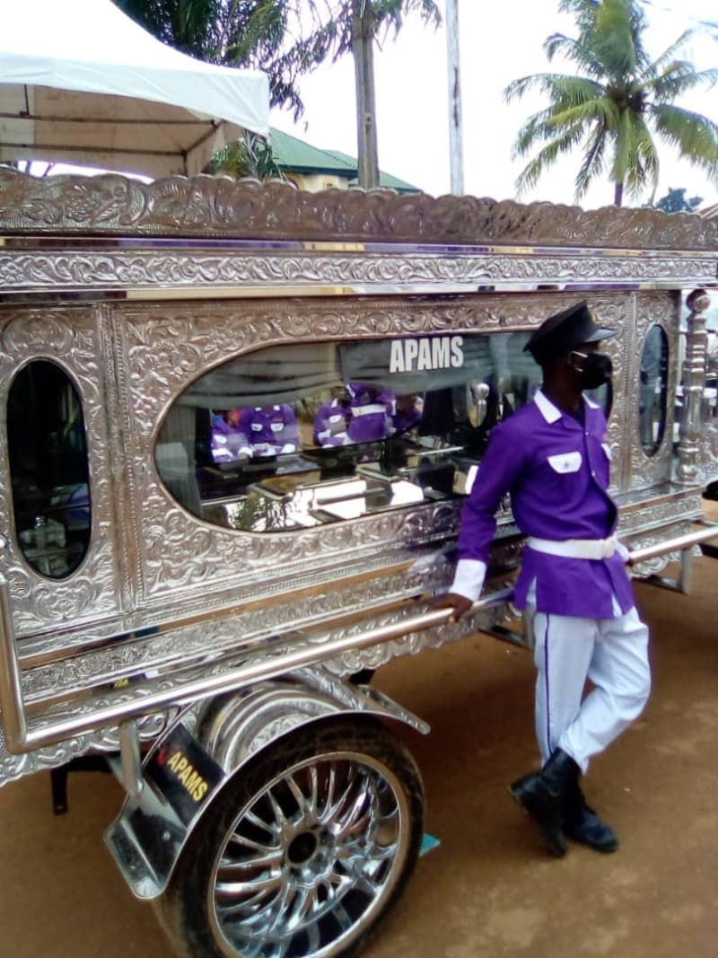 Meet Nigerian Man Who Turned A Billionaire Carrying Corpses
