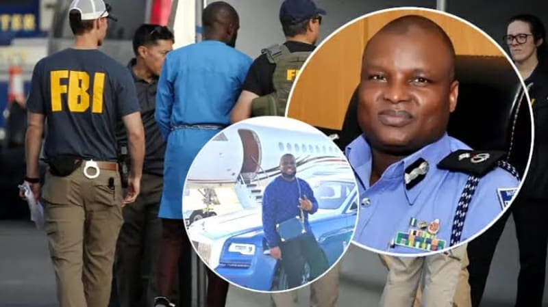 Best Wishes To 'Bad Belle' People Waiting To See Us Arrested By FBI - Abba Kyari