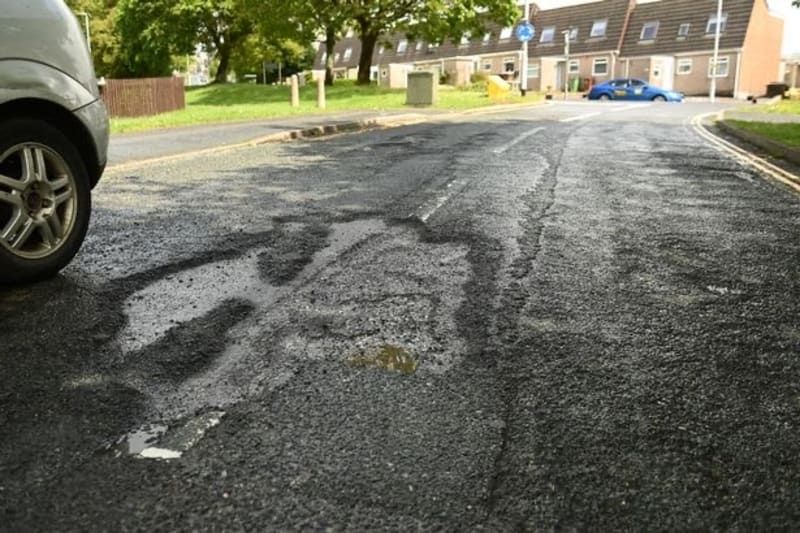 Man Demands ₦173,000 From UK Government After Deadly Potholes Damaged His Car