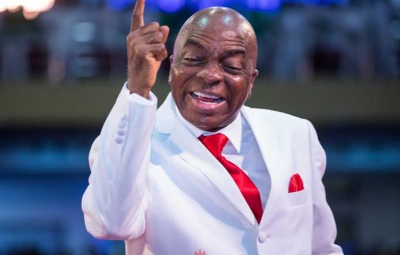 Millions Of Naira Stolen From Bishop Oyedepo By Top Church Officials. He Reacts