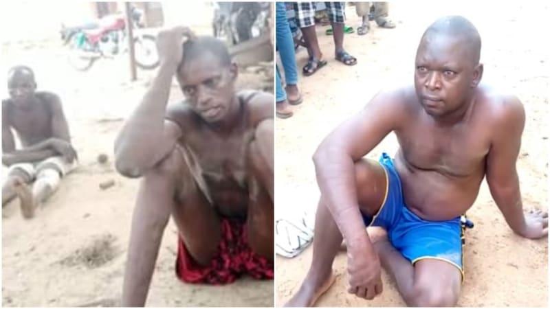 Bandits Terrorizing Kogi State Arrested (Video)