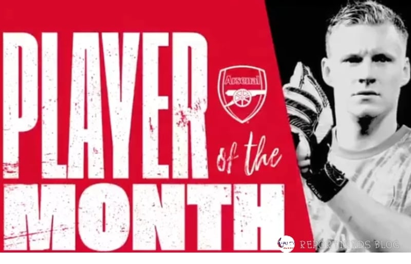 Bernd Leno Wins Arsenal Player Of The Month For November
