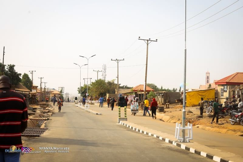 Why Dunamis Church Constructed Dual Carriageway In Mararaba – Dr. Paul Enenche
