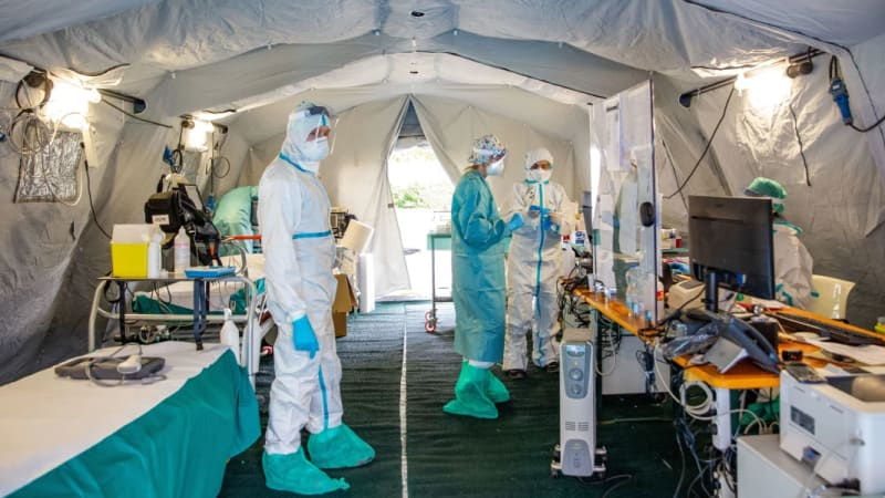COVID-19: Our Hospitals Are Stretched, U.S Tells Citizens Leaving Nigeria