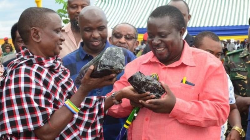 Tanzanite: Tanzanian Father Of 30 Children Becomes Overnight Millionaire