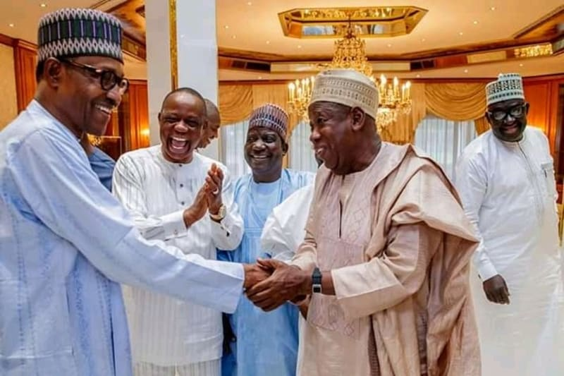 Appeal Court Upholds Ganduje's Election, Dismisses PDP, Abba's Petitions
