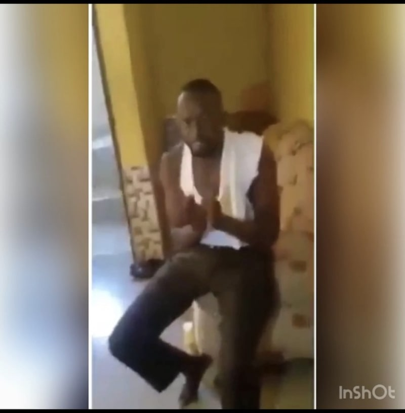 Ghanaian Pastor Caught In Hotel Room Trying To Sleep With Church Elder's Wife