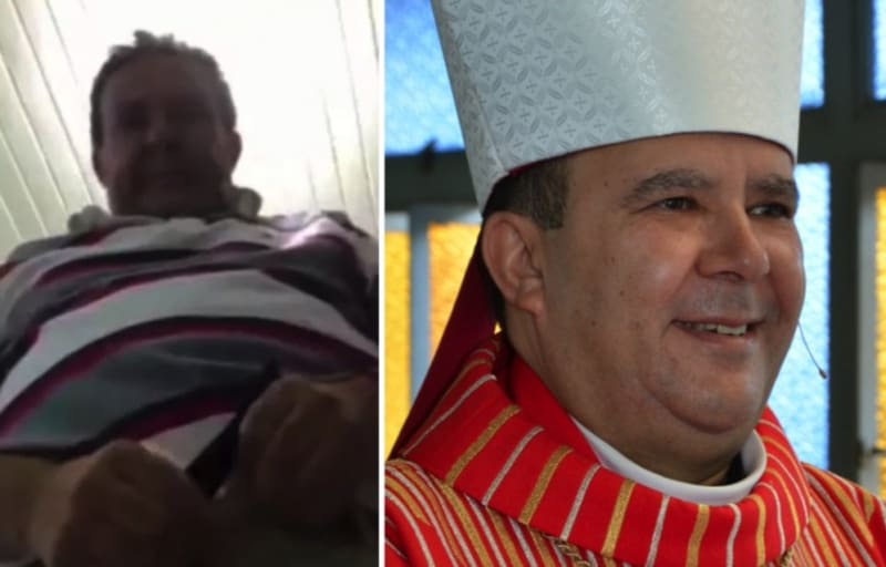 Brazilian Bishop Resigns Days After A Video Of Him Masturbating Emerged Online