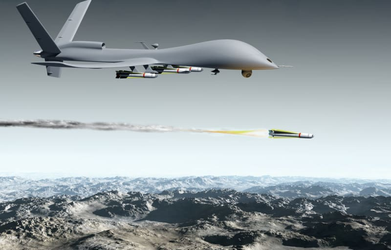 China And Russia Are 'Developing Deadly Drones Which Attack Without Human Approval