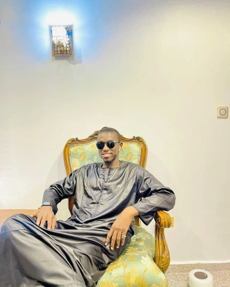 Expensive Cars, Classy Outfits: Behold The IG Page Of Abba Kyari's Brother