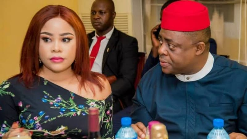My Ex-Wife Attacked Me With 2 Knives - Fani Kayode Files Counter-Affidavit