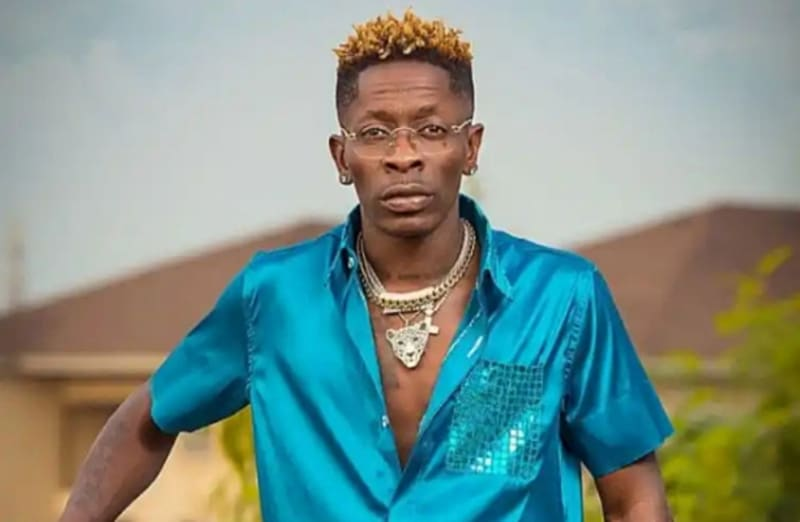 Singer, Shatta Wale Shades Davido: 'I Don't Use My Father's Money For Hype