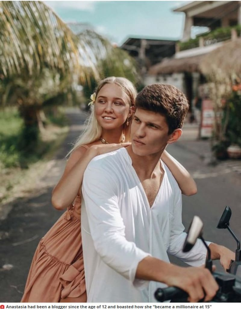 Russian Instagram Influencer Dies After Crash While Filming Herself & Sunset