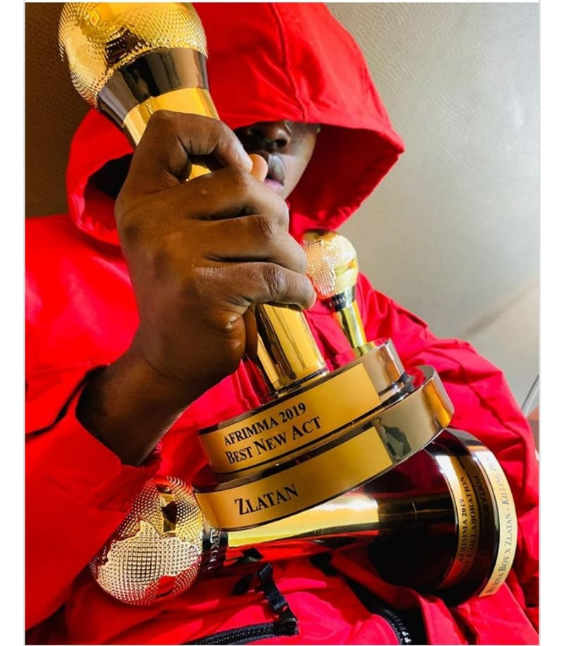 2019 AFRIMMA: Full List Of Winners