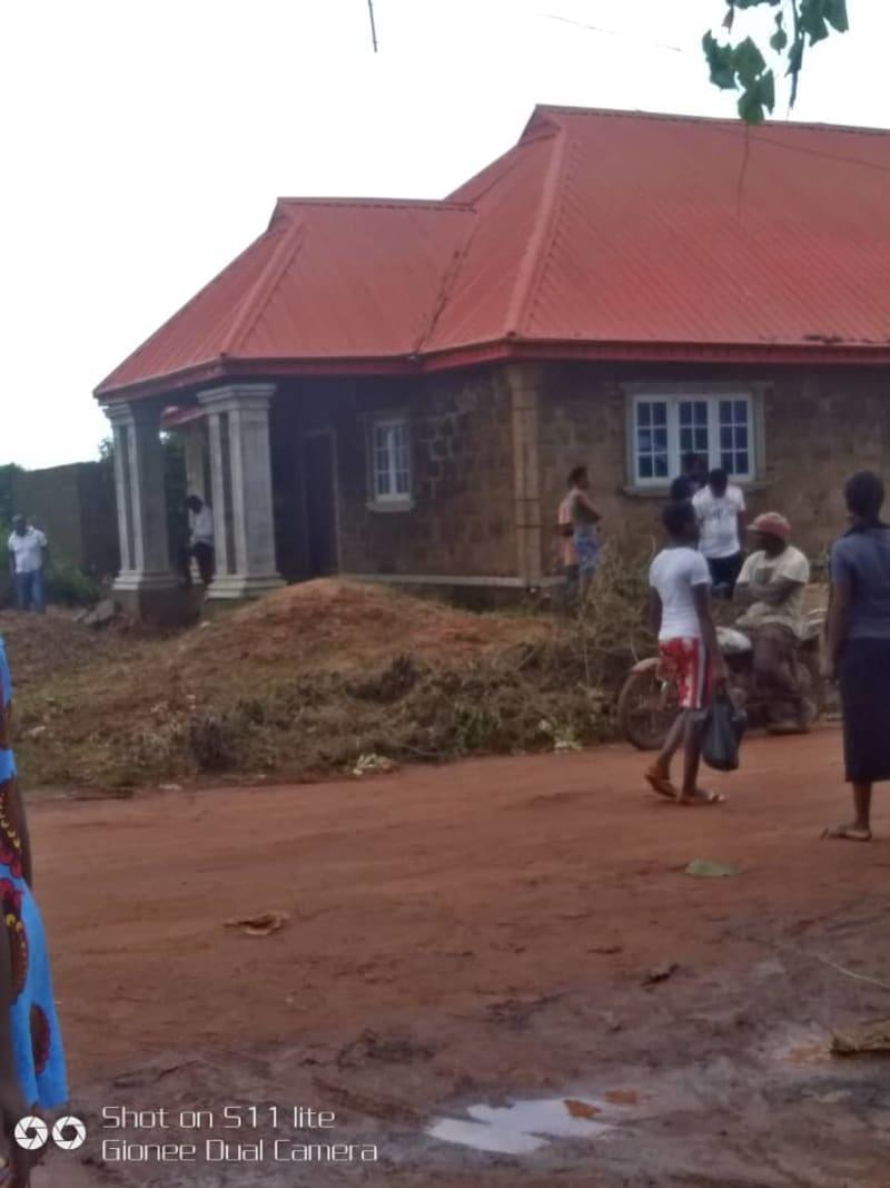Thunderbolt Kills Man In Benin, Nigeria