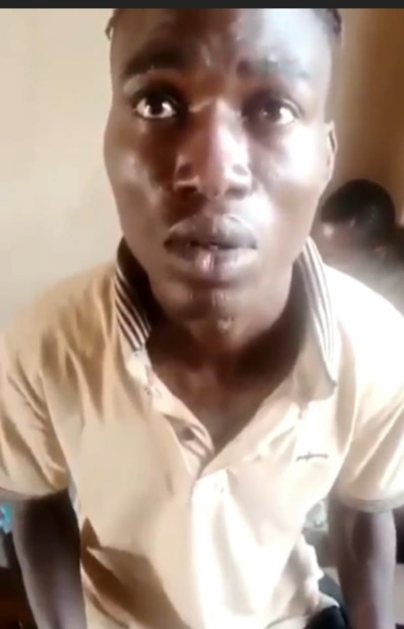 Yahoo Boy Explains How He Defrauds His Victims With Their SIM & BVN (Video)