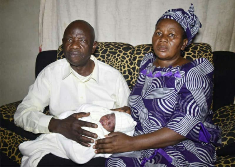 Woman Gives Birth To A Baby After Missing Menstruation For 13 Years