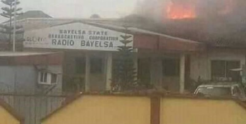 9 Radio Bayelsa Staff Suspended In Wake Of Attack On Station
