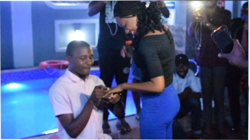 Man Whose Bride Canceled Wedding Finds Love Again, Gets Engaged
