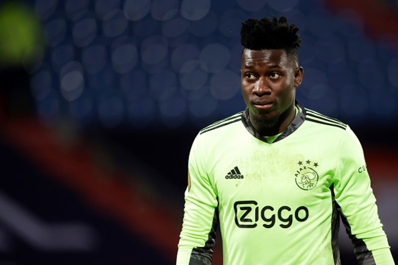 Andre Onana Banned For 1 Year Over Failed Drug Test. Ajax To Appeal At CAS