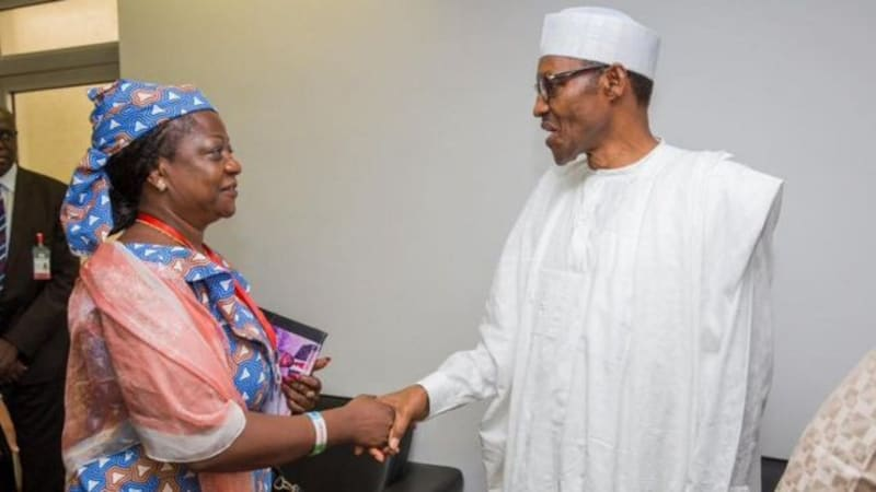 """Don't Make More Enemies For Buhari"" - Lauretta Onochie To 'Name Droppers'"