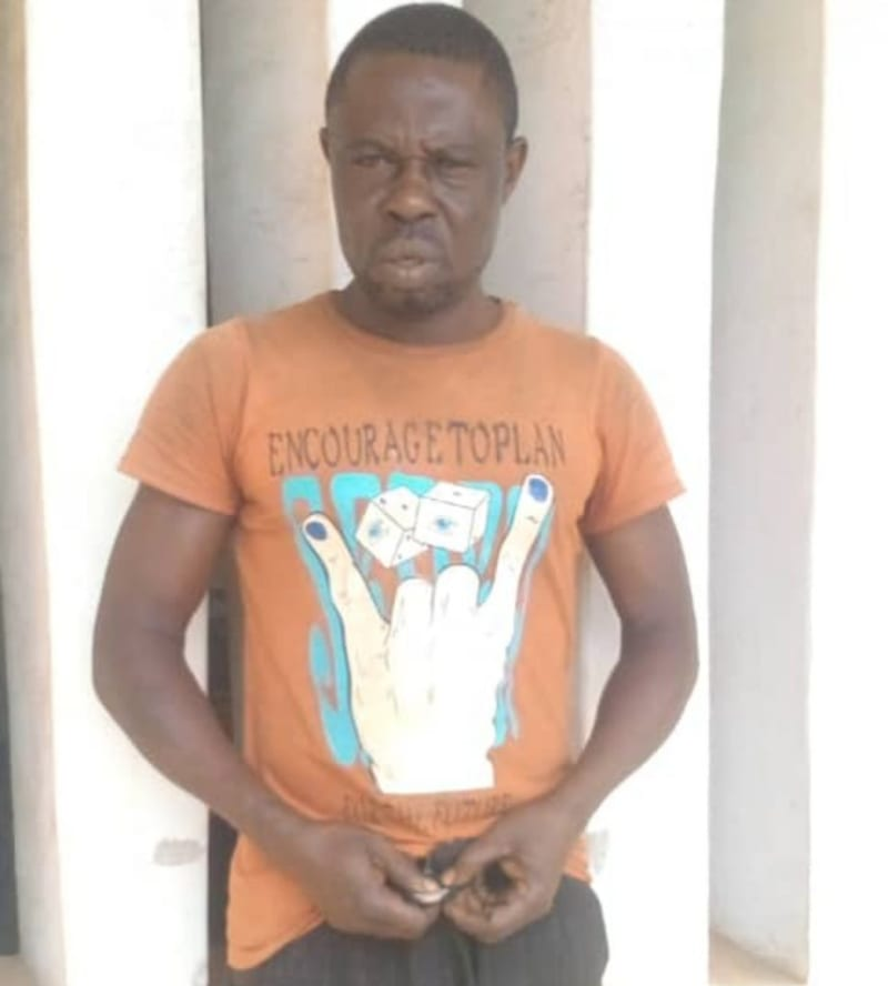 45-Year-Old Man Rapes & Impregnates His 19-Year-Old Daughter In Ogun