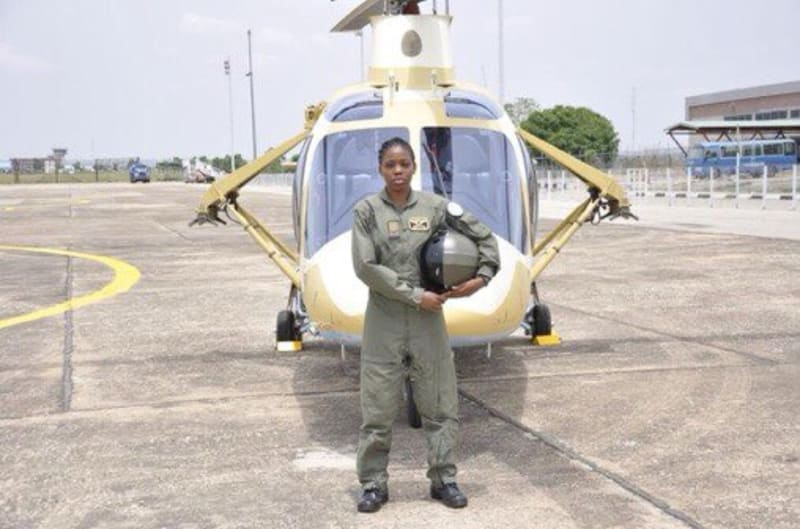 Female Combat Helicopter Pilot's Death: Watch Arotile's Flying Video & Interview