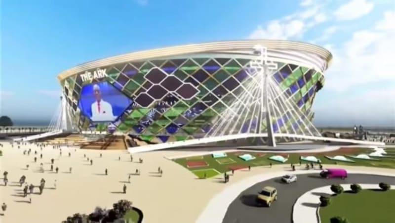 Oyedepo's 100,000-Seater Auditorium 'The Ark' To Gulp ₦160 Billion