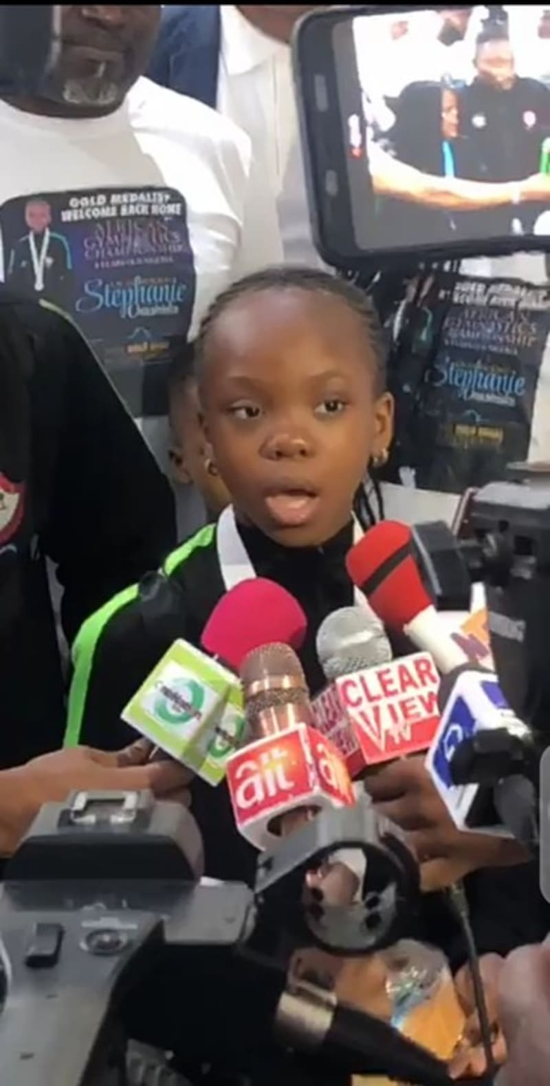 Nigeria To Lose Out At International Gymnastics Over Sponsorship For 10-Year-Old