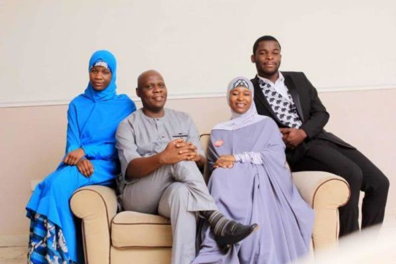 'My Husband Didn't Kneel To Propose' - Aisha Yesuf