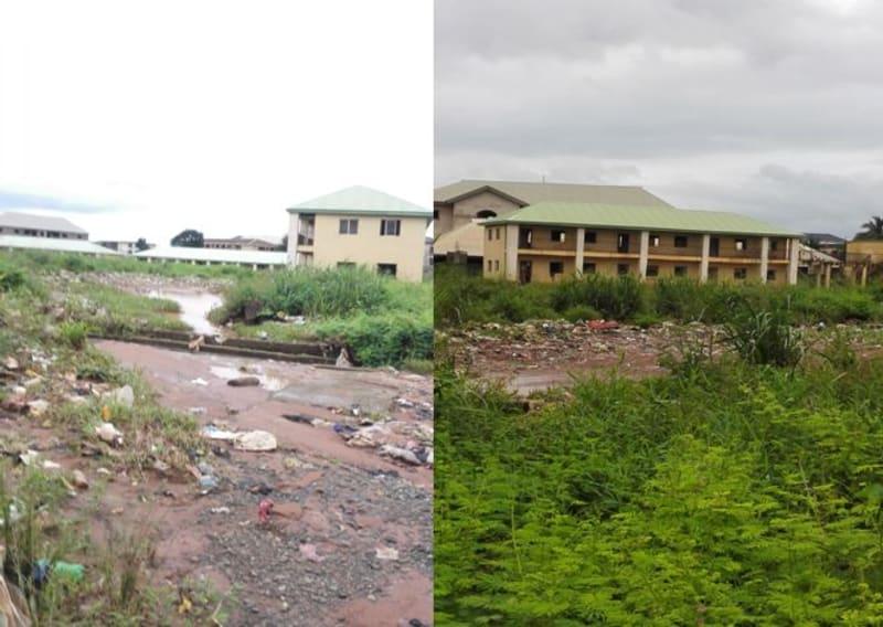 "Orlu Road Primary School, Owerri: ""A Death Trap"" (Video)"