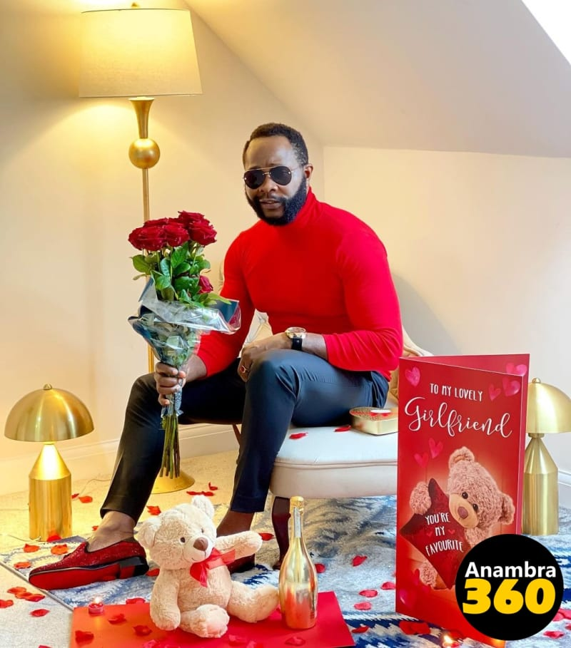 Val: 'Any Lady Not Satisfied With Flowers & Chocolates Is Not A Wife Material