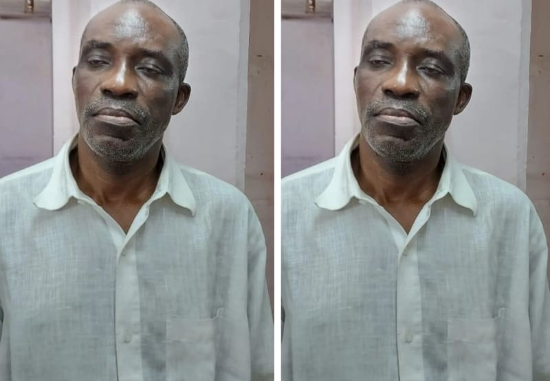 60-Year-Old Nigerian Arrested For Cocaine Trafficking In India