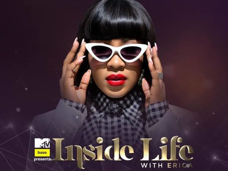 Inside Life: Erica To Launch New Reality TV Series On MTV Base